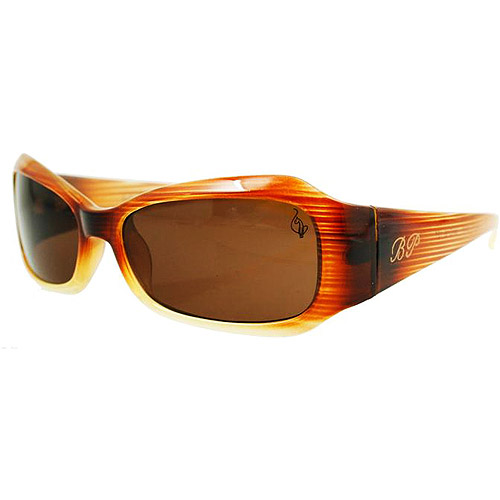 Baby Phat Women's Sunglasses, Brown Frame with Brown Lenses