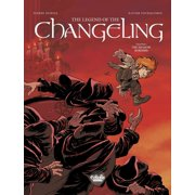The Legend of the Changeling - Volume 4 - The Shadow Border - eBook