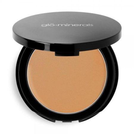 GloMinerals GloPressed Base Powder Foundation, Honey Medium, 0.35
