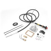 Alloy USA Differential Cable Lock Kit; 84-95 Jeep XJ/YJ, for Dana 30 450900