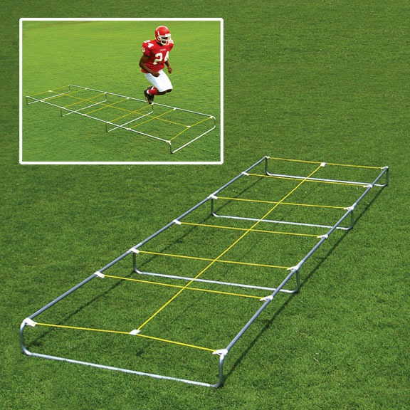 Fisher Athletic Fisher Agility Master 20' High Step Trainer