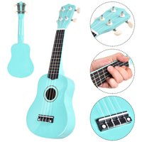 Costway 21'' Acoustic Ukulele 4 String Musical Instrument High Quality Professional