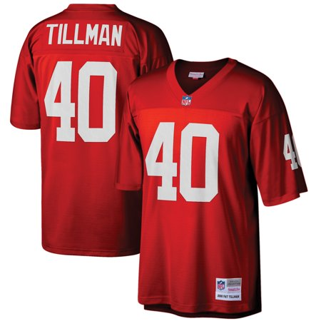 Pat Tillman Arizona Cardinals Mitchell & Ness Big & Tall 2000 Retired Player Replica Jersey - Cardinal Mitchell & Ness Football Jersey