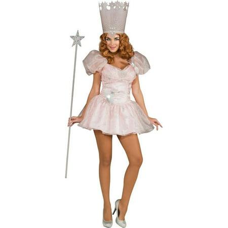 Halloween Glinda the Good Witch Sassy Women's - Disfraces Baratos De Halloween