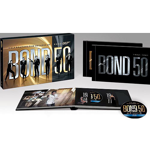 Bond 50: Celebrating Five Decades Of Bond 007 (Blu-ray) (Widescreen) by METRO-GOLDWYN-MAYER INC