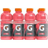 Gatorade Thirst Quencher Sports Drink, Strawberry Watermelon, 20 oz Bottles, 8 Count