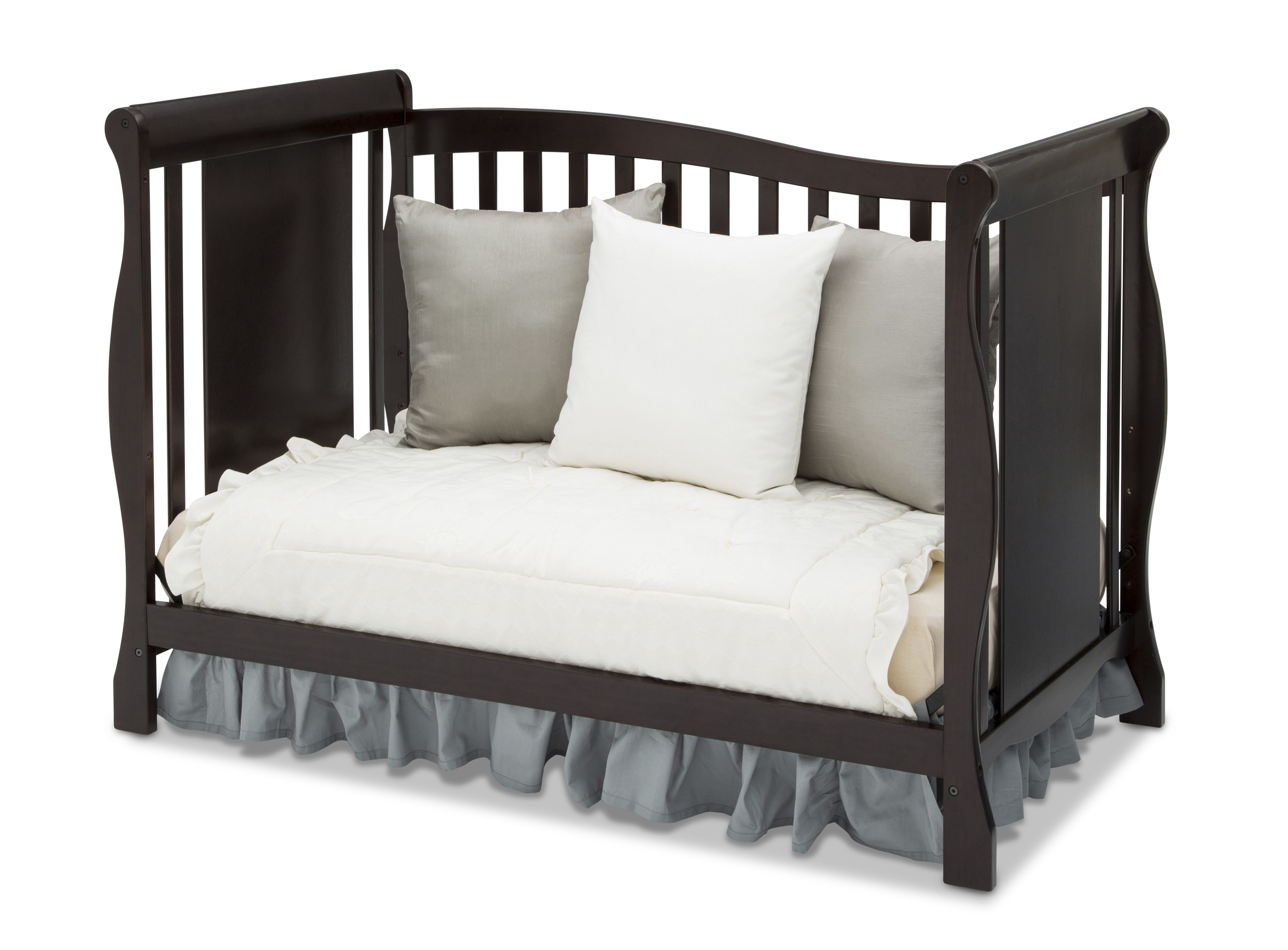 graco bedroom bassinet sienna. delta children brookside 4 in 1 convertible crib dark chocolate b1d44b5f 87af 4884 97a9 644f62cb3526 graco bedroom bassinet sienna