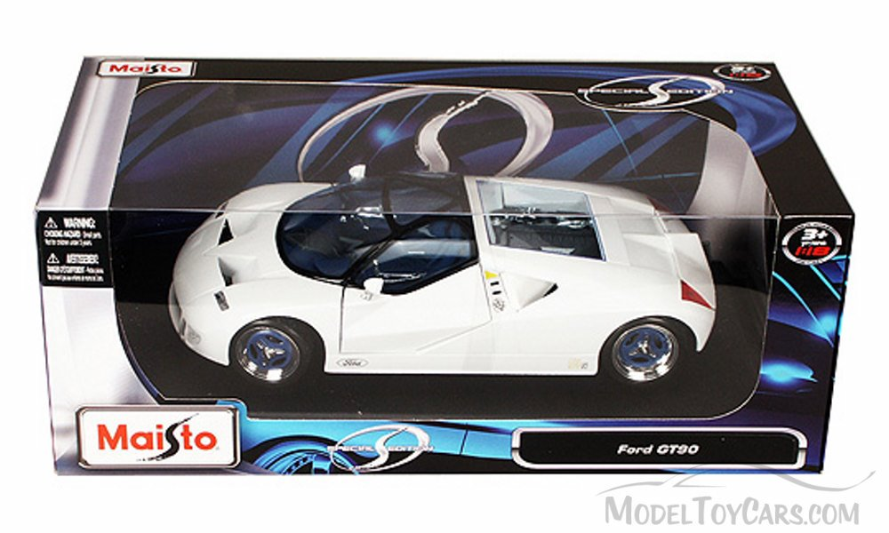 Ford GT90 Die Cast Collectible 1:18 scale Maisto
