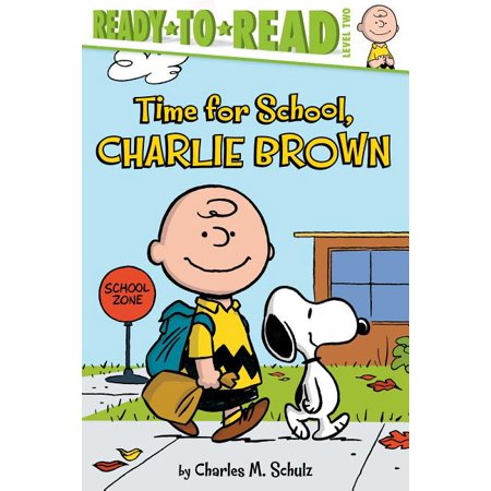 Characters In Charlie Brown (Time for School, Charlie)