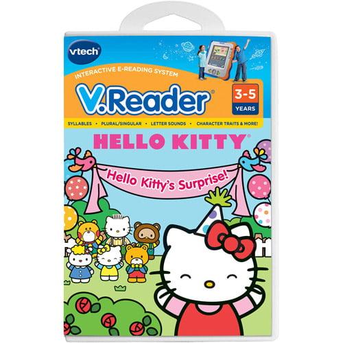 VTech V.Reader Software, Hello Kitty