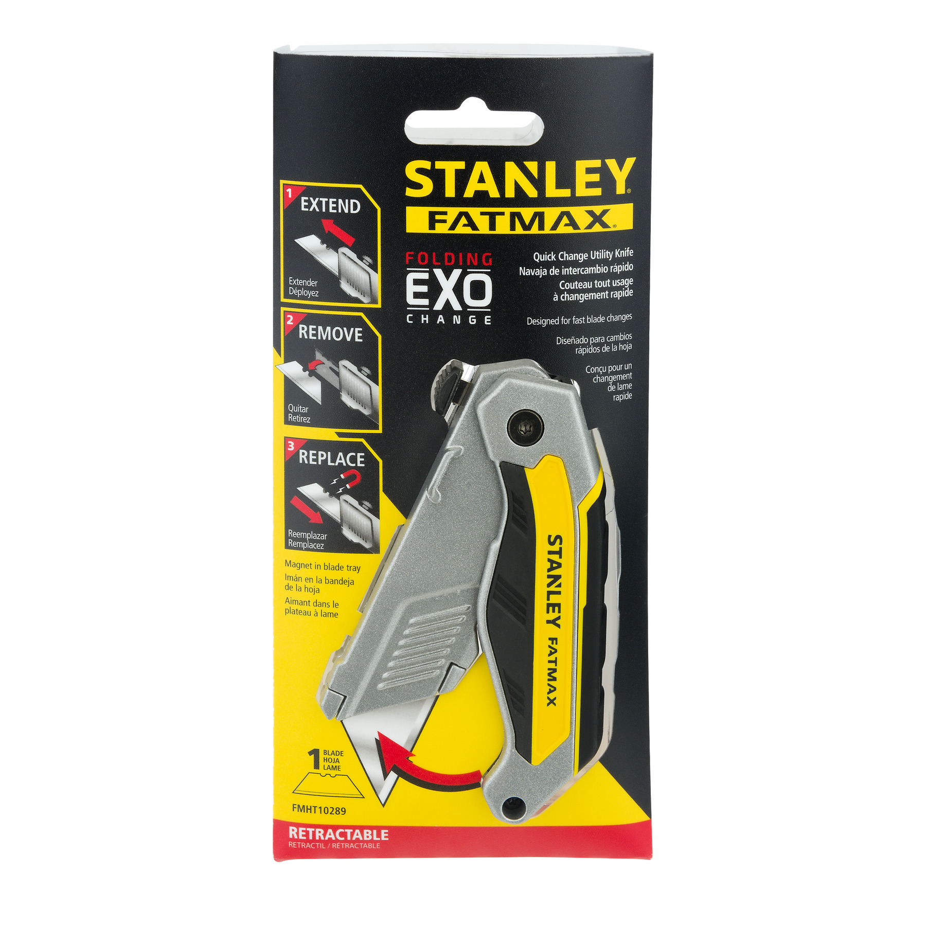 STANLEY FatMax FMHT10289 Quick Change Utility Knife