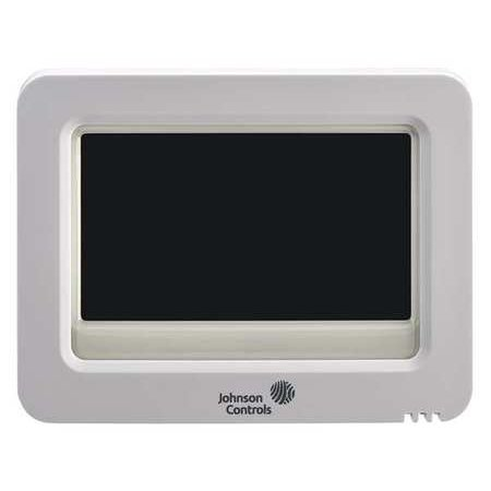 Johnson Controls Low Voltage WiFi Capable Thermostat, Residential, T8580