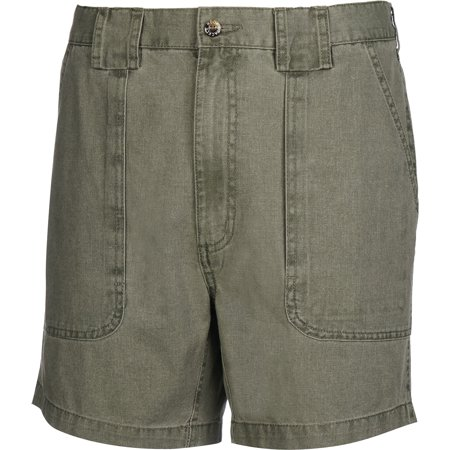 Hook & Tackle Original Beer Can Island Fishing Shorts (Cyan Shorts)