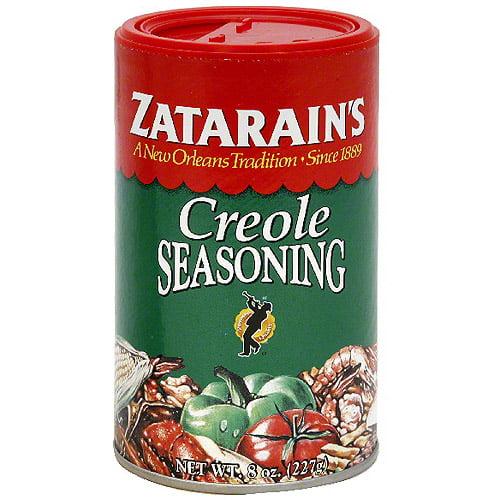 Zatarain's Creole Seasoning, 8 oz (Pack of 12)