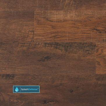 Flooring Laminated Toasted Cinnamon Oak