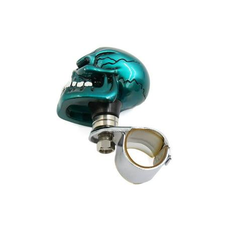 Alloy Steering Links - Metal Aluminum Alloy Power Handle Steering Wheel Knob for Car Vehicle