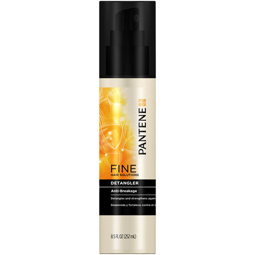 Pantene Pro-V Fine Hair Solutions Anti-Breakage Hair Detangler 8.5 Fl Oz