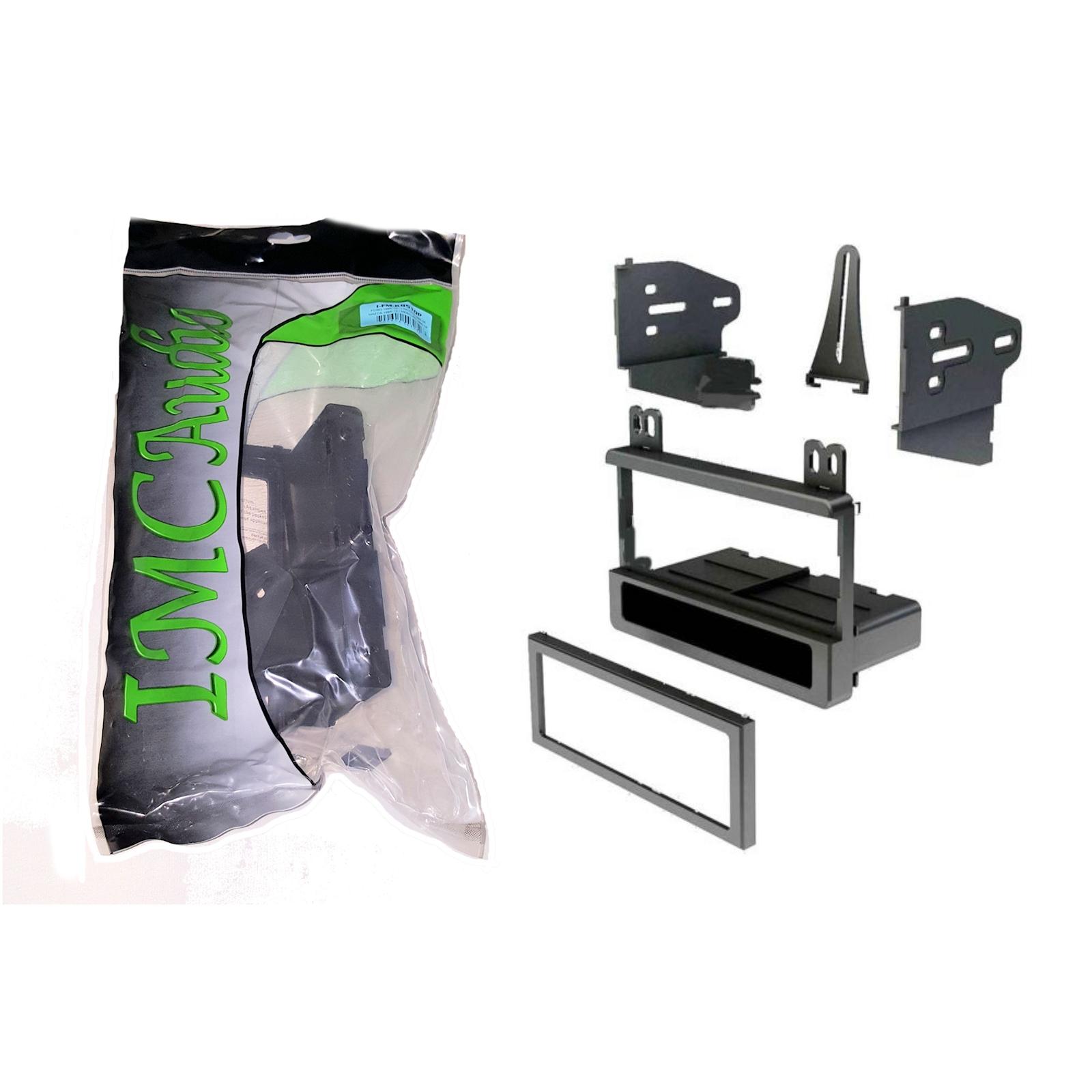 1995-2010 Ford Ranger Single Din Dash Kit for Stereo Replacement