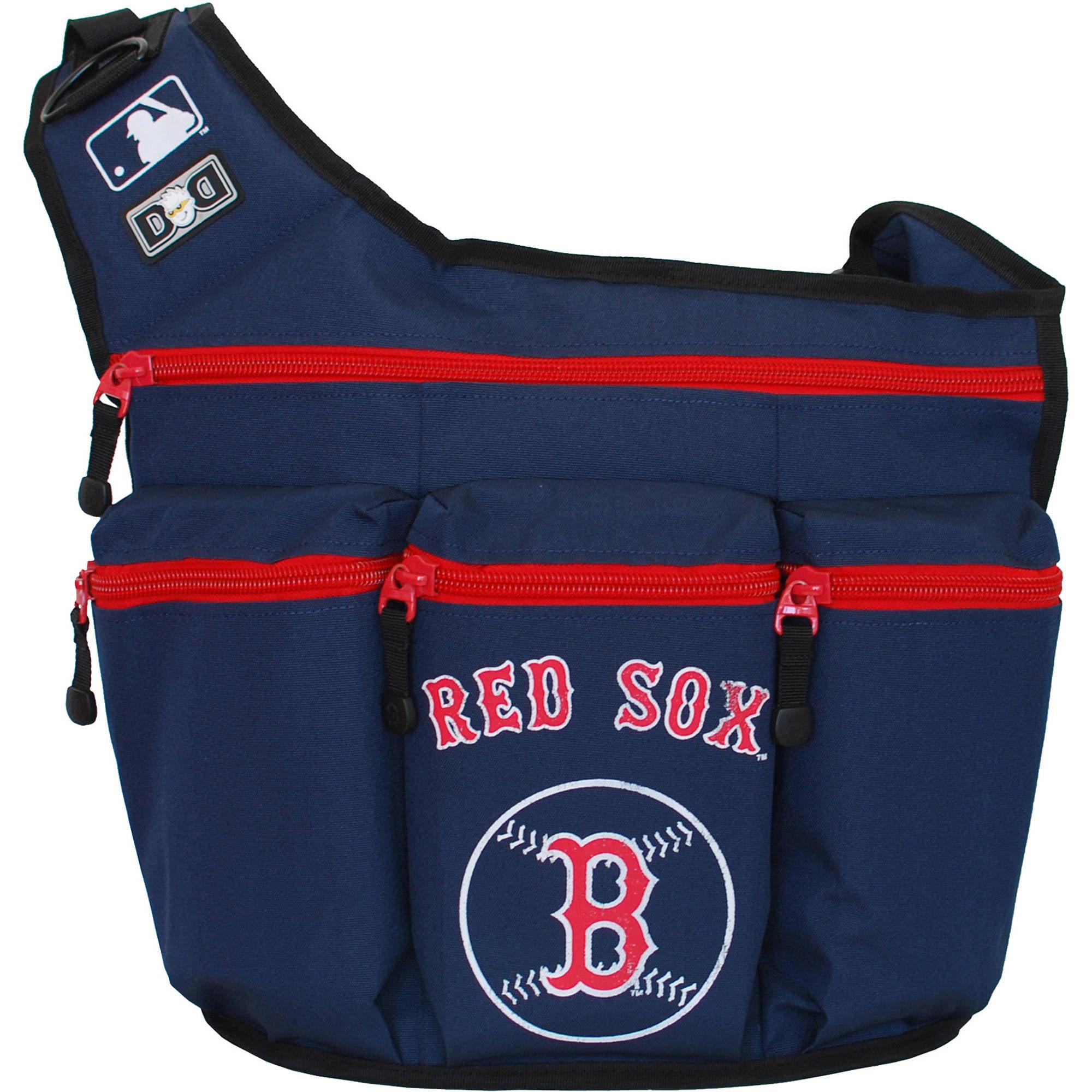 Diaper Dude MLB Diaper Bag, Boston Red Sox by Diaper Dude