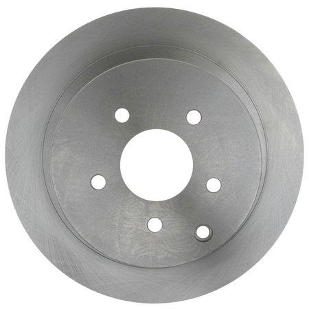 Raybestos Brakes 980155R Brake Rotor R-Line OE Replacement; Single - image 1 de 2