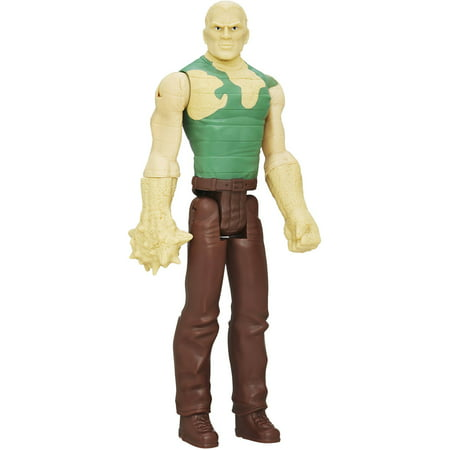 Ultimate Spider-Man vs. The Sinister Six: Titan Hero Series Marvel's Sandman