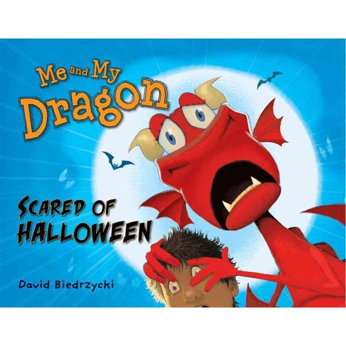 Me and My Dragon Scared of Halloween
