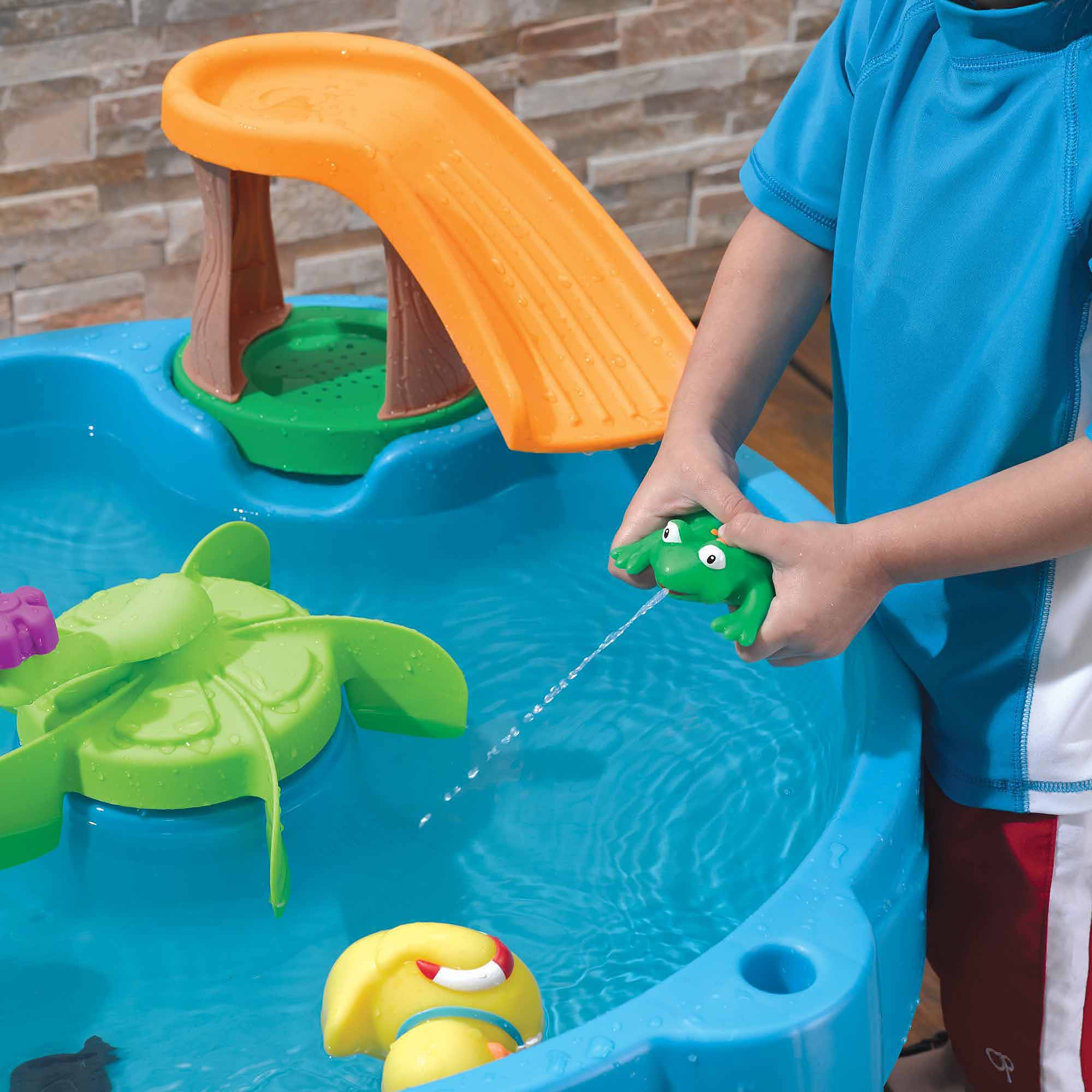 Step2 Duck Pond Water Table with Water Toys Walmart