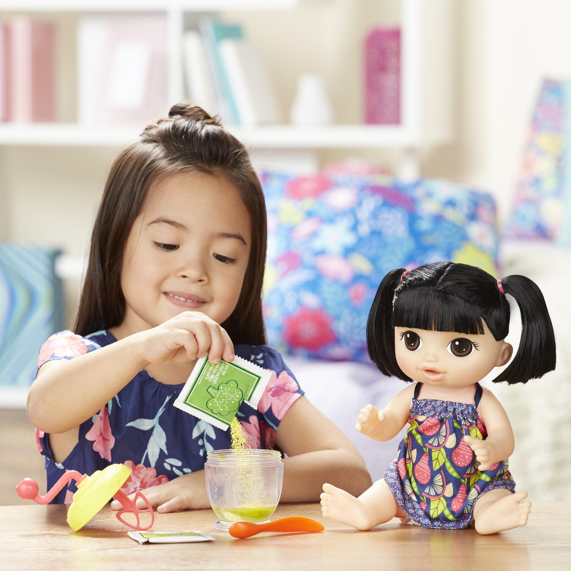 AA Baby Alive Sweet Spoonfuls Baby Doll Girl