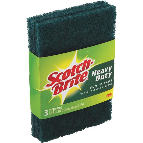 3M Scotch-Brite 3 Pack Pad 223