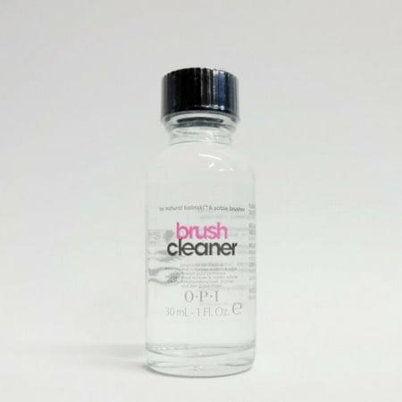 OPI Nail Brush Cleaner 1oz/30mL - Walmart.com