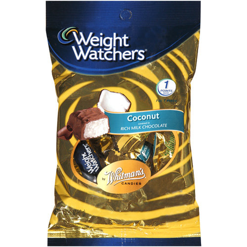 Weight Watchers: Rick Milk Chocolate Coconut, 3.25 Oz