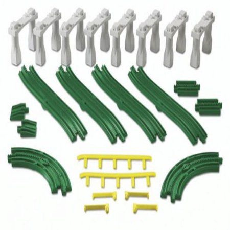 Geotrax Lights - GeoTrax Elevation Track Pack: Ramps