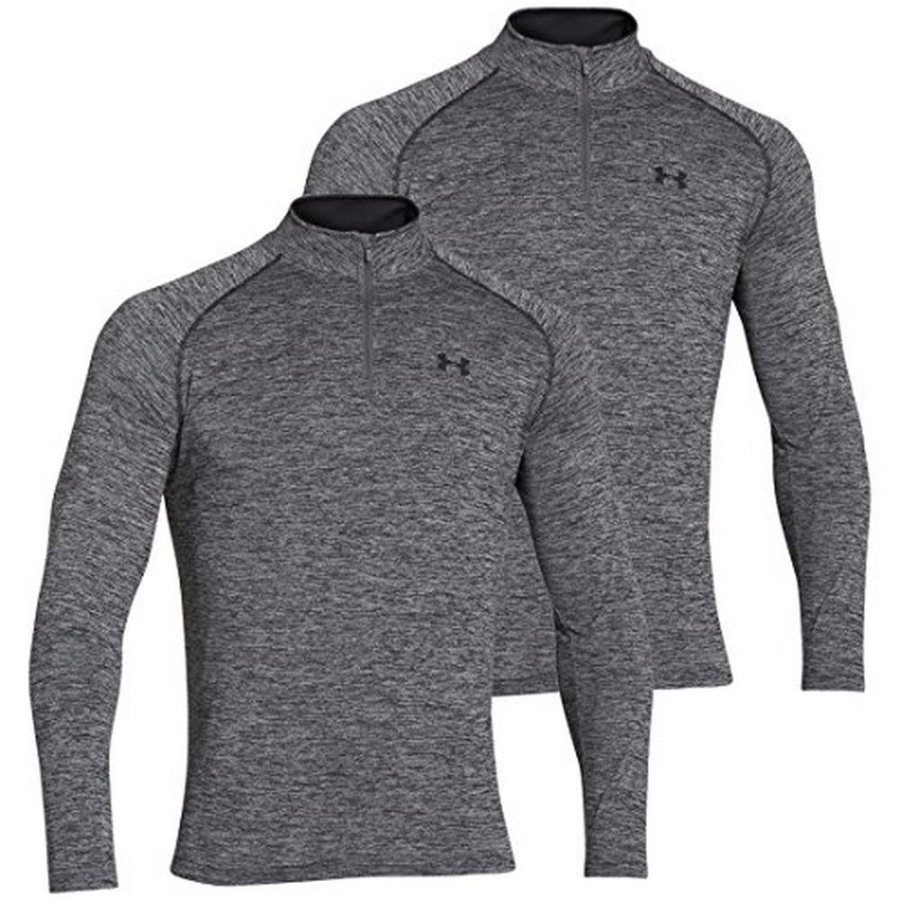 Under Armour Mens Techa Zip
