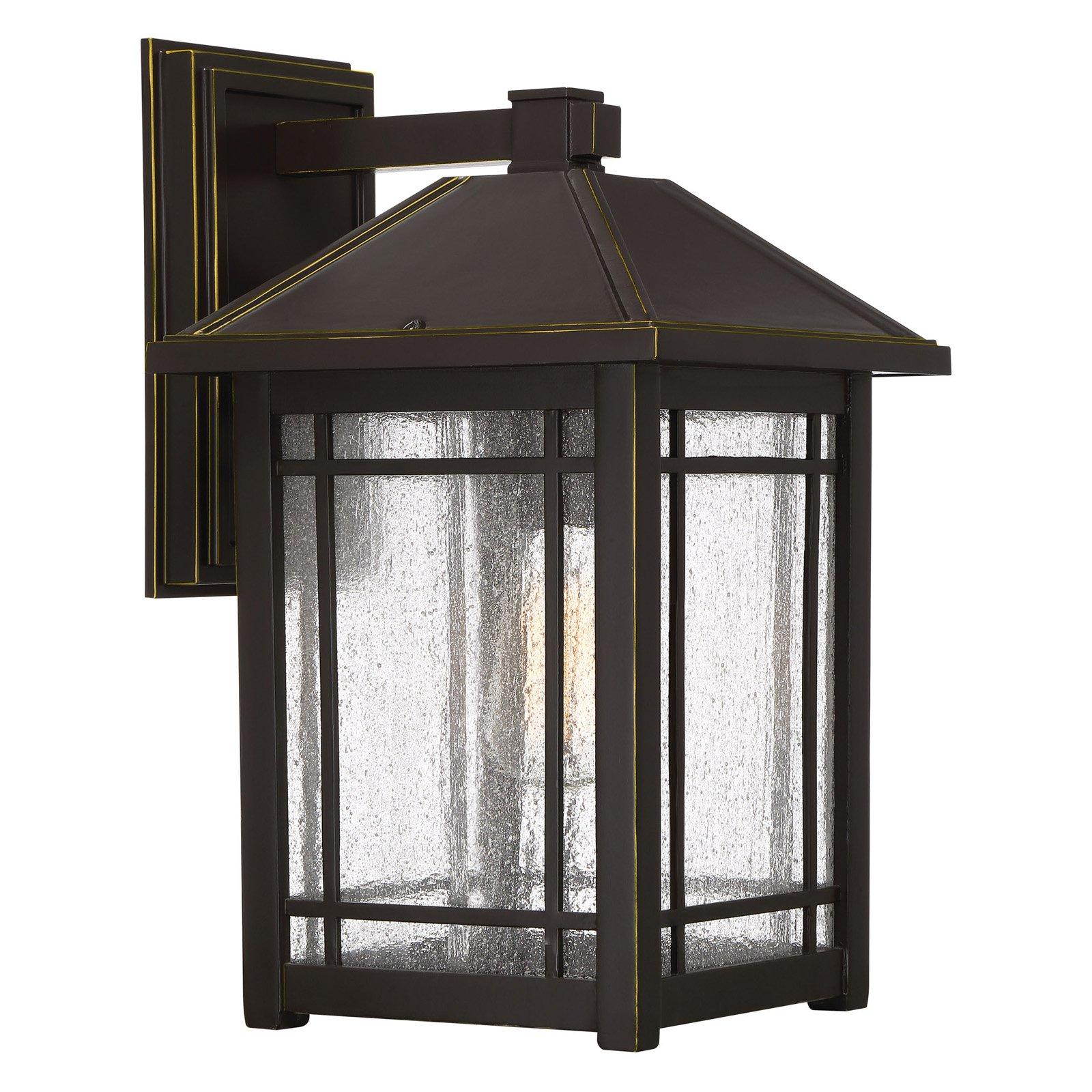 Quoizel Cedar Point CPT84 Outdoor Wall Lantern