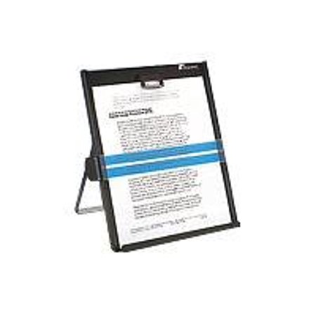 Kopy-Aid Black Letter Copyholder (11053)Features include removable line guide and paper holder, and adjustable reading angle By (Line Copyholder)