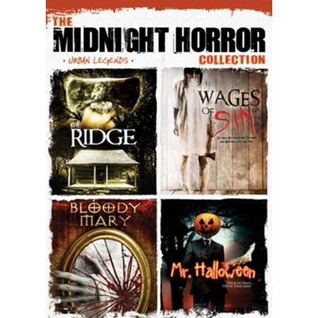 The Midnight Horror Collection: Urban Legends