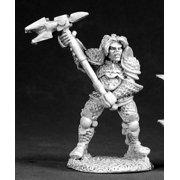 Reaper Miniatures Nagel the Hammer #02576 Dark Heaven Legends Unpainted Metal