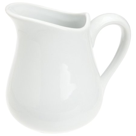 White Pitcher (Harold Imports Porcelain 16oz. Pitcher)