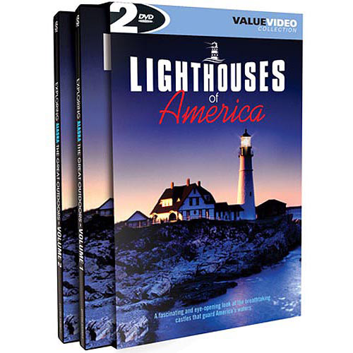 Lighthouses Of America (Widescreen)