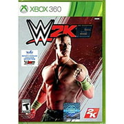 WWE 2K15 360