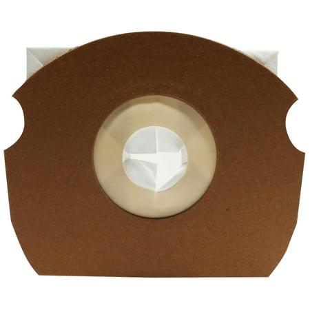 18 Replacement Eureka AirSpeed AS1053AX Vacuum Bags - Compatible Eureka 68155, AS Vacuum Bags (6-Pack - 3 Vacuum Bags per Pack) - image 2 de 4