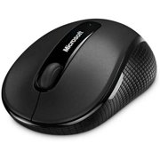 Microsoft Wireless Mobile Mouse 4000 for Mac/Win USB BlueTrack EF EN/XC/FR/EL/IW/IT/PT/ES - Graphite (D5D-00003)