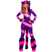 Fiesty Cheshire Cat Catsuit