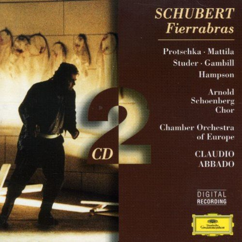 Schubert : Fierrabras (Comp)
