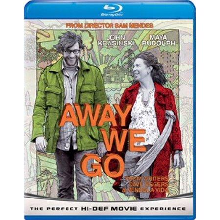 Away We Go (Blu-ray) - Go Away Song Halloween