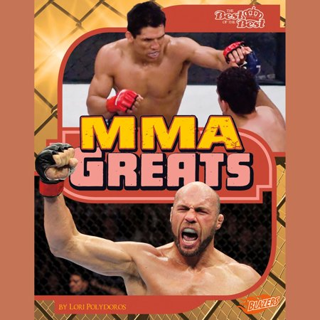 MMA Greats - Audiobook