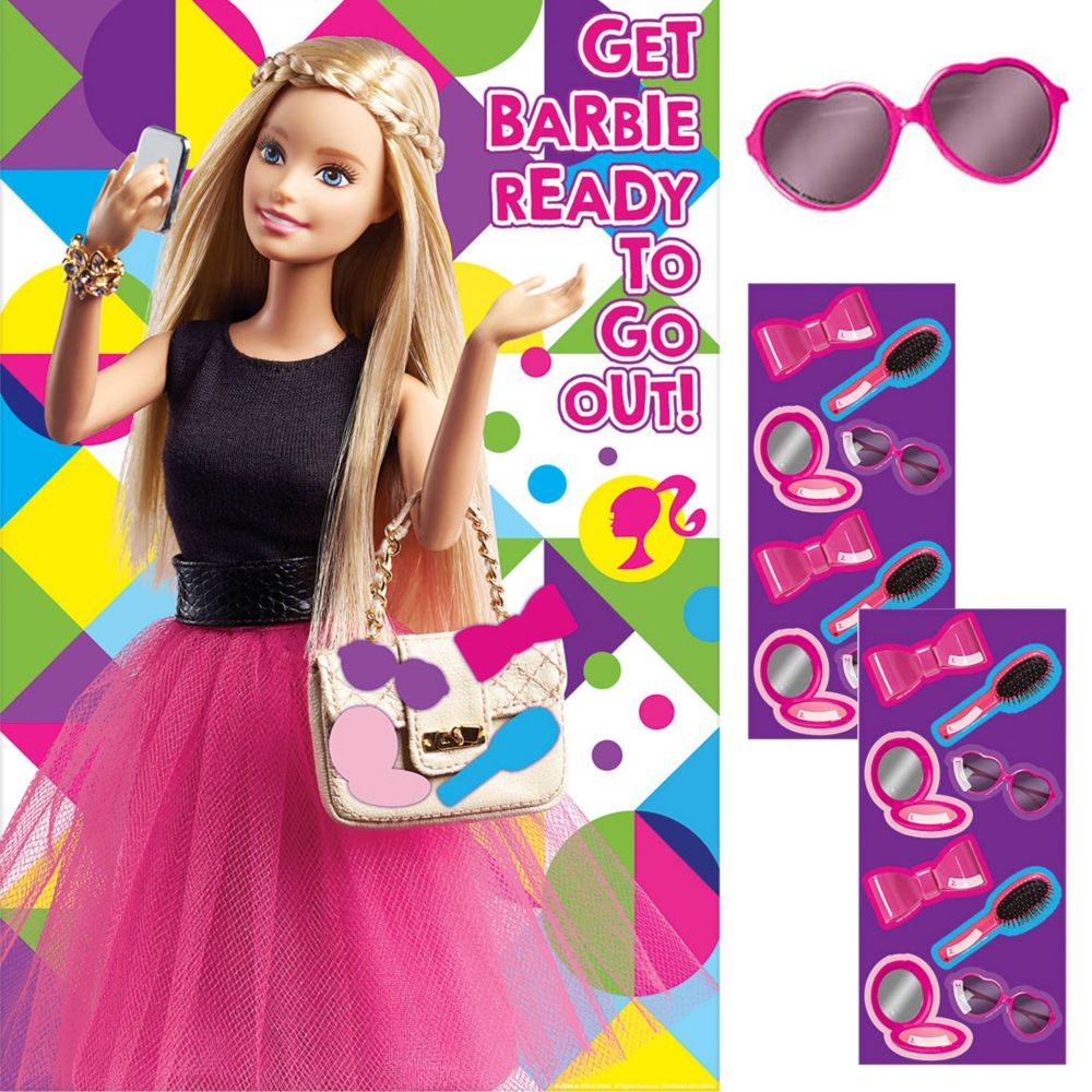 Barbie Sparkle Party Game - Party Supplies