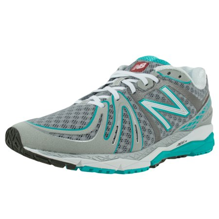 NEW BALANCE WOMEN'S REVLITE 890 RUNNING SNEAKERS SILVER TEAL W890SG2