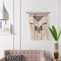 Safavieh Sedona Jonsen Southwestern Woven Wall Tapestry, Ivory/Brown