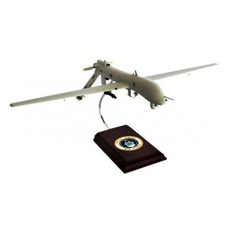 MQ-1 Predator Desktop Wood Model - image 1 de 1